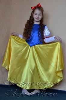 костюм Белоснежка для девочки