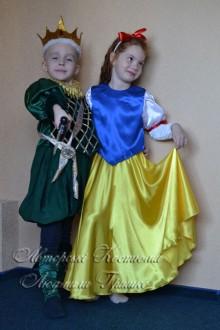 белоснежка и принц фото костюмов на новый год