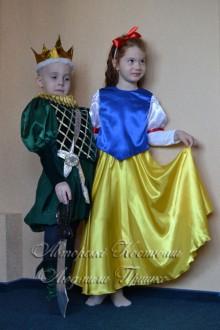 Белоснежка и принц костюмы сказочных героев