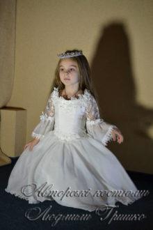 золушка карнавальный костюм для девочки фото