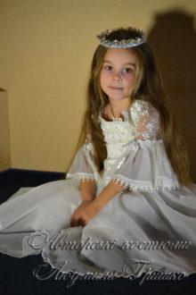 костюм золушки детский фото