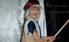 фото костюм бабы яги для девочки на новый год