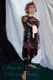 костюм римского легионера фото 5