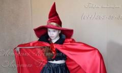 Костюм Ведьмочки на Halloween и другие авторские костюмы от дизайнера Людмилы Гришко на Прокат в Киеве (044) 565=89-83