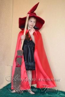 авторский костюм ведьмочки фото
