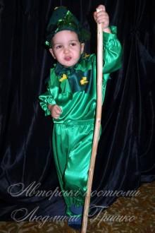 костюм огурца для мальчика фото 830