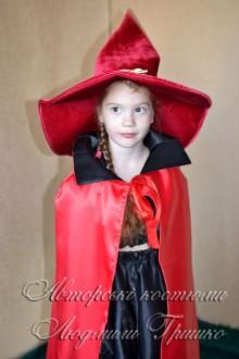 костюм ведьмочки фото крупным планом