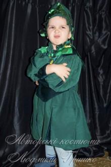 карнавальный костюм огурчика фото