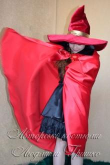 карнавальный костюм ведьмочки фото