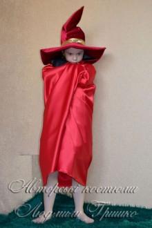 ведьмочка - карнавальный костюм фото 0815