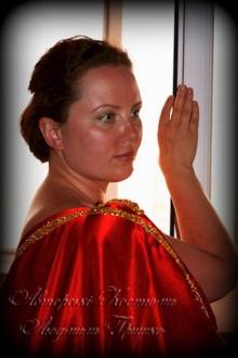 фото античный костюм венеры