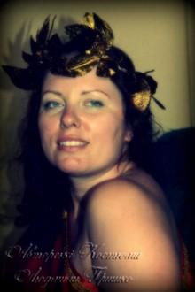 костюм венеры фото лавровый венок