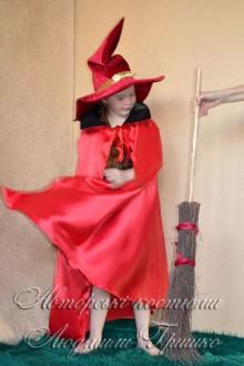 детский костюм ведьмочки фото 0818