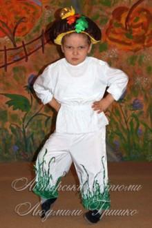 фото костюм грибочка для мальчика на праздник осени