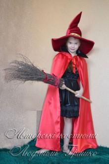 ведьмочка - карнавальный костюм фото 0823