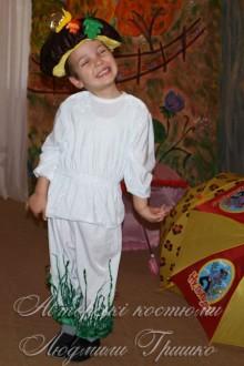 авторский костюм грибочка фото