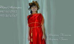 фото костюм богини артемиды