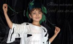 костюм березка для девочки фото