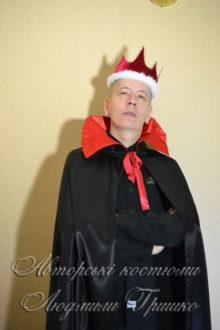 маскарадный костюм кощея бессмертного фото