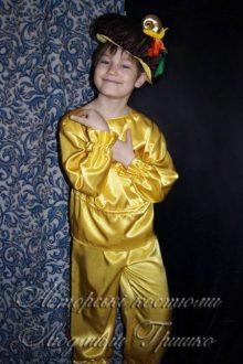 фото костюм гриба для мальчика