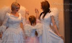 Три Ангела и  другие авторские костюмы дизайнера Людмилы Гришко на Прокат в Киеве (044) 565=89-83