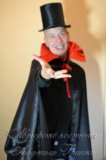 мужской костюм дракулы карнавальный фото