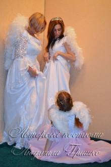 три ангела фото авторских костюмов
