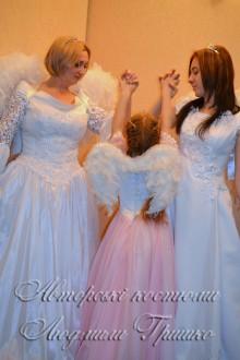 три ангела фото костюмов на новый год