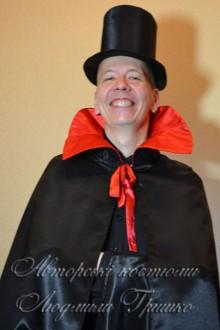маскарадный костюм дракулы фото