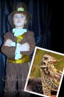 костюм кузнечика фото кузнечика и костюма