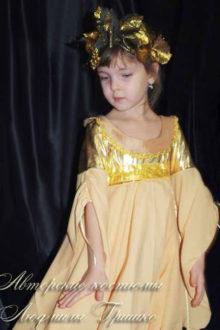 карнавальный костюм для девочки на праздник фото