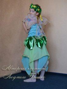 костюм цветочная фея фото крылья эльфийские