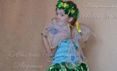 костюм цветочная фея для девочки на halloween