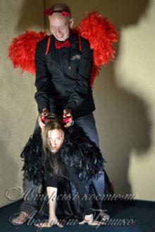 костюмы демонов для взрослых фото