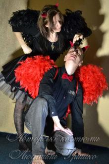взрослые карнавальные костюмы демонов фото
