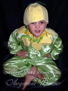 фото карнавального костюма лимон