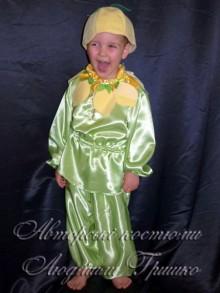 карнавальный детский костюм лимона фото