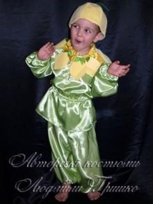 Костюм лимон для мальчика своими руками 46