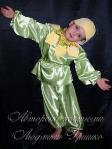 костюм лимона на праздник осени для мальчика фото