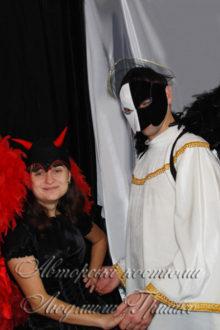 падшие ангелы фото взрослых костюмов на halloween