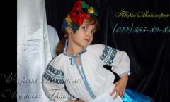 костюм украиночки фото детского костюма