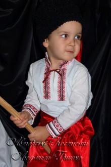 фото украинский народный костюм для мальчика
