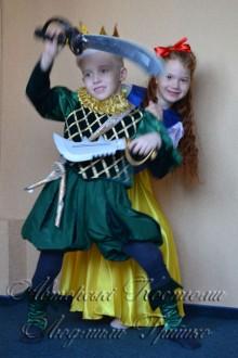 костюм короля мальчика новогодний фото