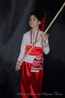 костюм украинского козака для мальчика фото