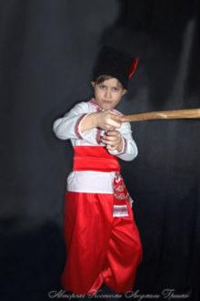 костюм козака для мальчика фото