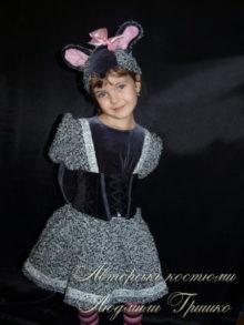 маскарадный костюм мышки фото