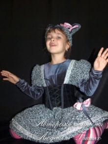 авторский карнавальный костюм мышки фото