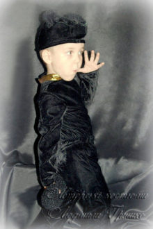 костюм собачки друга Элли фото