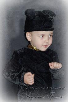 костюм собачки тотошки для мальчика фото