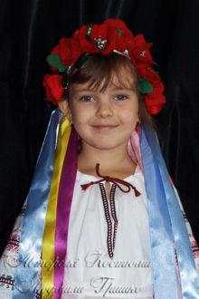 костюм украинки для девочки фото